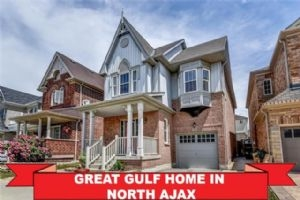 9 Middlecote Dr, Ajax