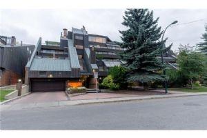#103 1215 CAMERON AV SW, Calgary