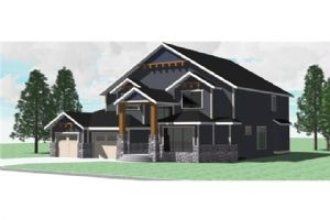 880 EAST LAKEVIEW RD , Chestermere