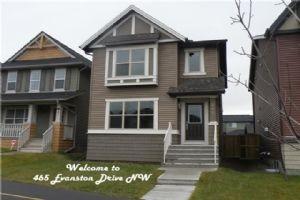 465 EVANSTON DR NW, Calgary