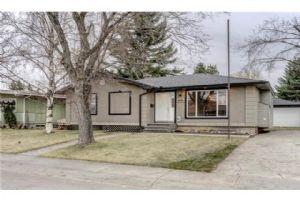 6031 LACOMBE WY SW, Calgary