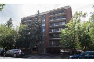 #203 537 14 AV SW, Calgary