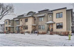 #8 535 33 ST NW, Calgary