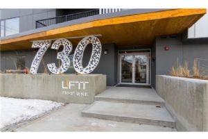 #107 730 5 ST NE, Calgary