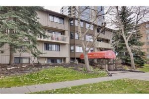 #26 821 3 AV SW, Calgary