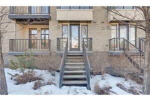 #108 2307 14 ST SW, Calgary