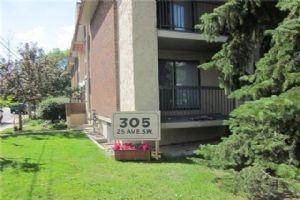 #108 305 25 AV SW, Calgary