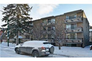 #103 123 24 AV SW, Calgary