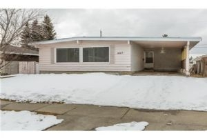 4907 MARLBOROUGH DR NE, Calgary