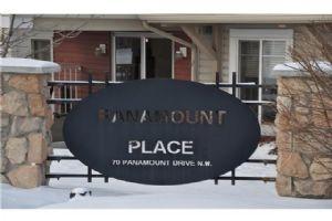 #8315 70 PANAMOUNT DR NW, Calgary