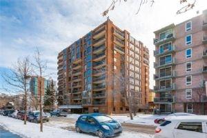 #304 1001 14 AV SW, Calgary