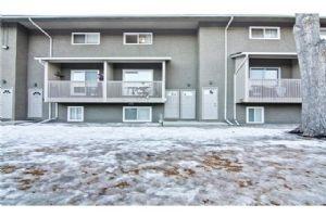 #12 8112 36 AV NW, Calgary