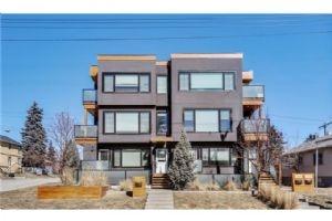 #2 1540 34 AV SW, Calgary