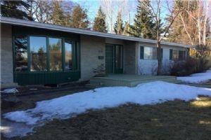 45 SNOWDON CR SW, Calgary