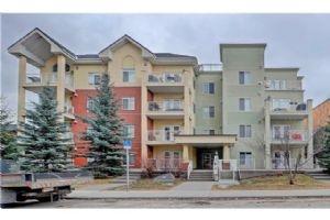 #306 509 21 AV SW, Calgary