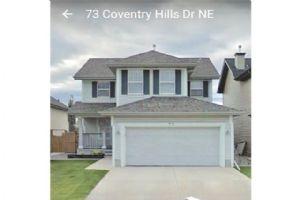 73 COVENTRY HILLS DR NE, Calgary
