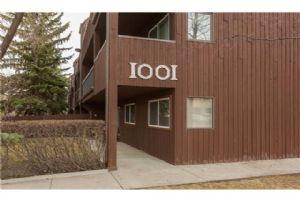 #109 1001 68 AV SW, Calgary