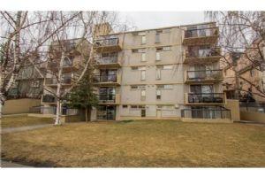 #504 1129 CAMERON AV SW, Calgary