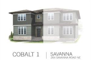 264 SAVANNA RD NE, Calgary