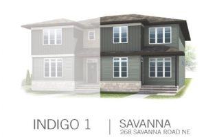 268 SAVANNA RD NE, Calgary