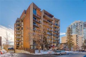 #102 715 15 AV SW, Calgary
