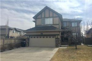 156 WENTWORTH CR SW, Calgary