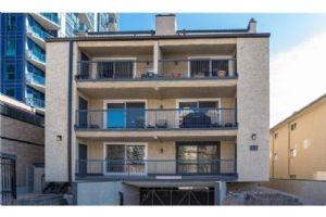 #4 313 13 AV SW, Calgary
