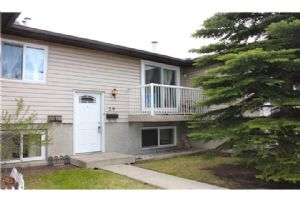 #29 5601 DALTON DR NW, Calgary