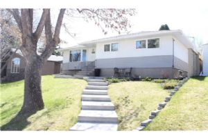 2527 CHICOUTIMI DR NW, Calgary
