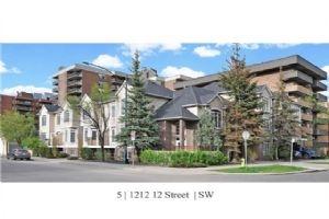 #5 12 1212 ST SW, Calgary
