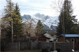 929 16th ST , Canmore