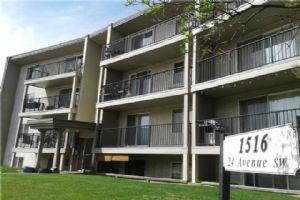 #9 1516 24 AV SW, Calgary