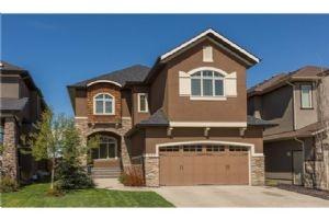 123 WENTWORTH HL SW, Calgary