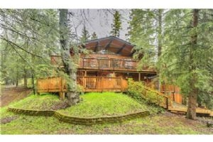 73 BRACKEN RD , Bragg Creek