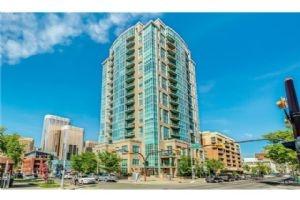 #1506 788 12 AV SW, Calgary