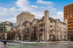 #504 777 3 AV SW, Calgary