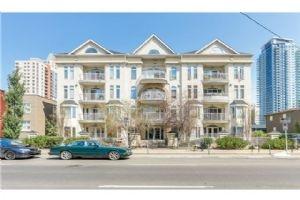 #208 1026 12 AV SW, Calgary