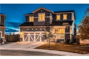140 WEST CREEK GR , Chestermere