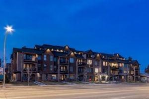 #310 3320 3 AV NW, Calgary