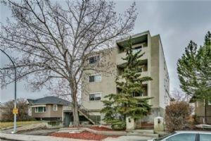 #6 2512 15 ST SW, Calgary