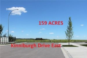 159 ACRES RANGE ROAD 281, SOUTH OF HIGHWAY 1  , Chestermere
